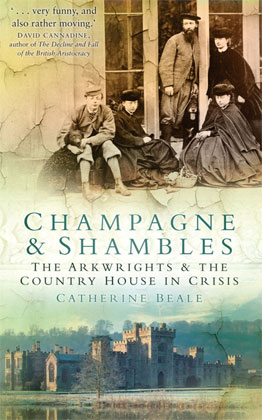 Champagne & Shambles by Catherine Beale